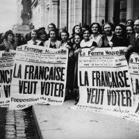 Le Suffrage des Femmes