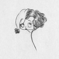 Conceptual Betty Boop
